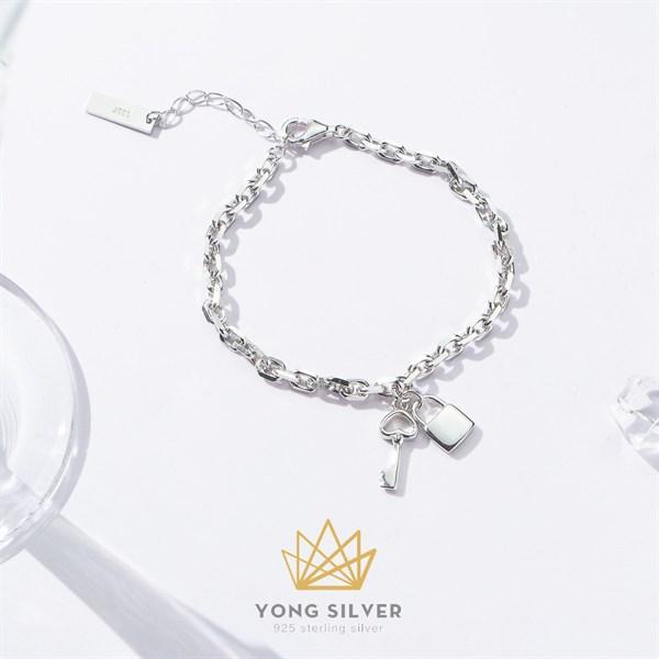 Lock&Key Bracelet