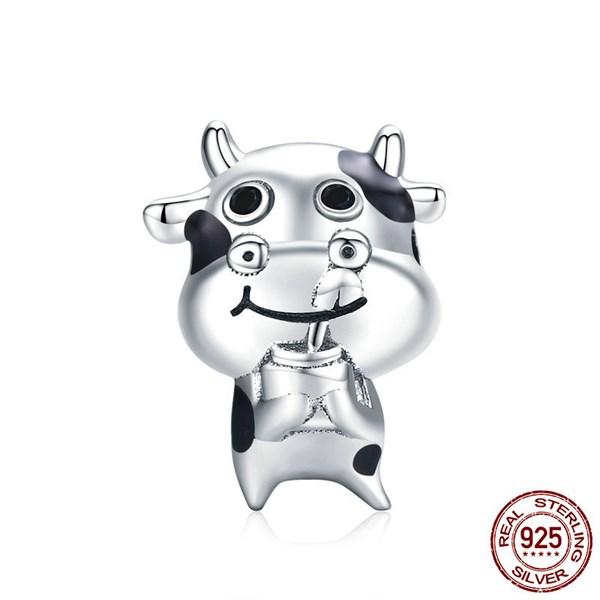 Baby Milk Cow Charm