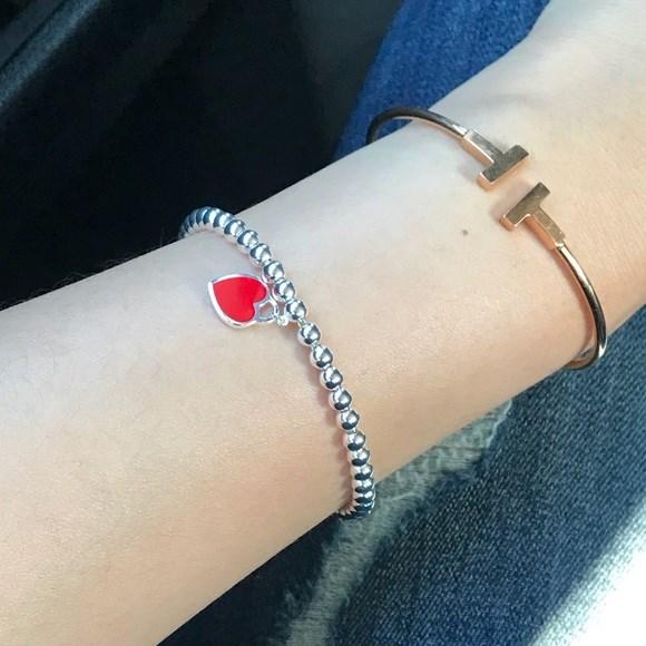 Tiffany & Co Red Heart