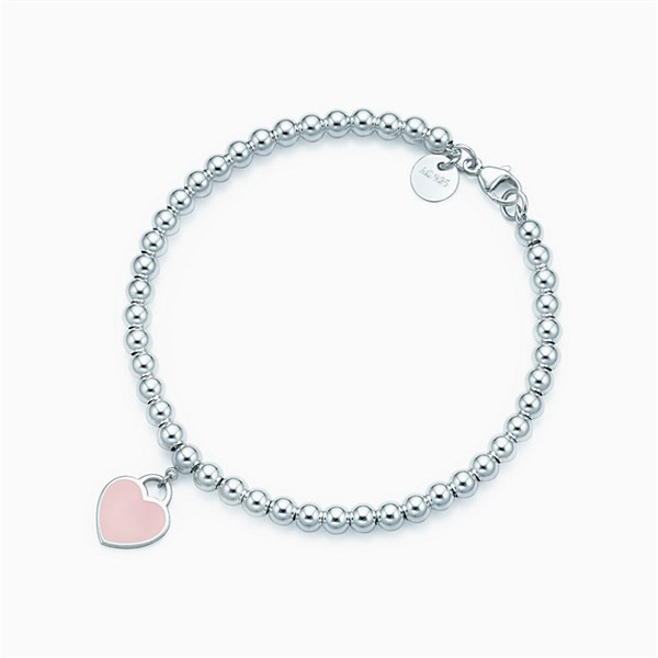 Tiffany & Co Pink Heart