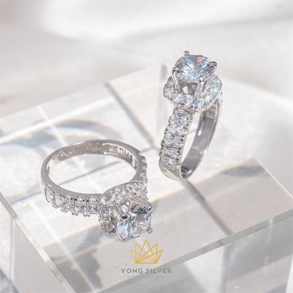 Capella Star Diamond Ring