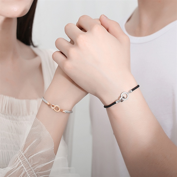 The Only Love Of My Life Couple Bracelet