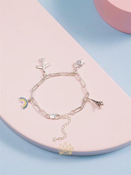 Travel-holic Bracelet
