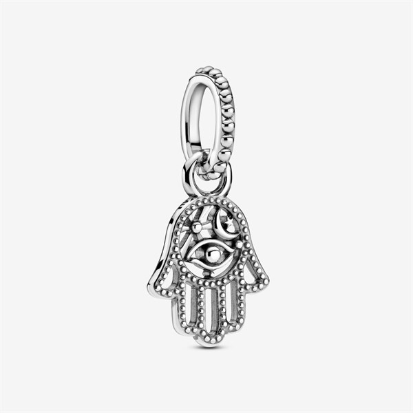 Protective Hamsa Hand Dangle Charm