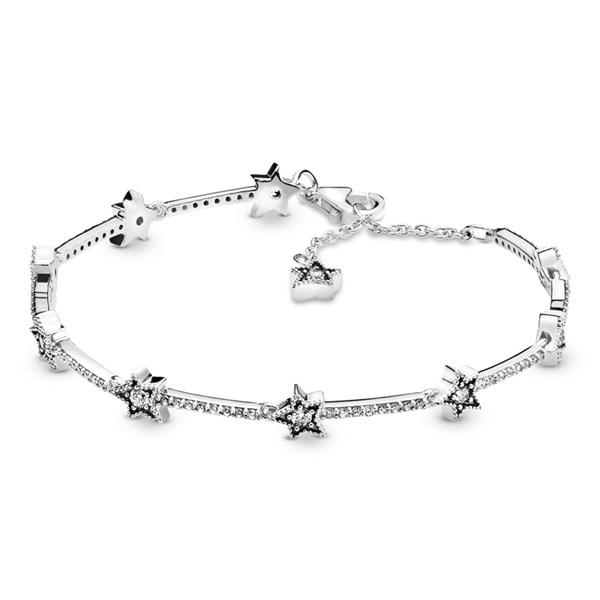 Celestial Stars Pandora Bracelet